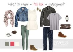 What to Wear - Fall - Engagement   Ave23Photography.com