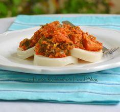Funke Koleosho's Food Blog: Eko Tutu / Agidi