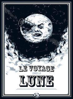 Cinema Rodrigo: Georges Méliès | Viagem à Lua (1902)