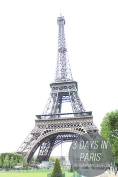Our European Adventure - Things to do in Paris