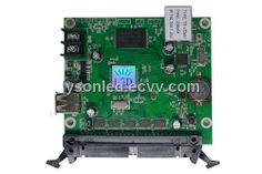 TF-VTA01 Lan port Full Color LED Display Control Card (TF-VTA01) - China LED display card;lan port;control card, TF
