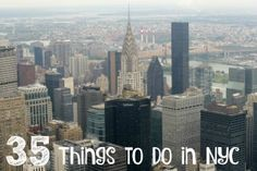 Sample Three Day New York City Itinerary with CityPASS