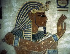 White Historian Tell Us Ancient Kemet Was Black ! Egyptian Pharaohs, Ancient Egyptian Art, Egyptian Artwork, Egyptian Hieroglyphs, Egyptian Kings And Queens, Ramses, The Bible Movie, Ancient Beauty, Egyptian Beauty