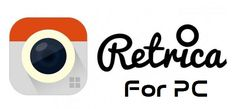 You understand what the Retrica then? It is a photo app that allows you to apply different filters to your photos, like Instagram not. However, unlike Instagram.http://retricaapp.org/