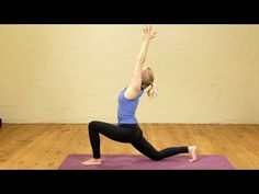 Hamstrings and Hips, Yoga Month 2012 - Week 3, Short class