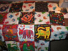 mola quilt | mola quilt