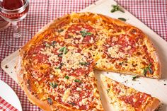 Pizza Salami mit Knoblauch 1