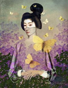 Catrin Arno - Madame Butterfly