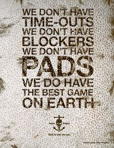 Rugby - just in case you didn't know - the best game on earth - AGREED. Rugby Sport, Rugby Club, Rugby League, Rugby Players, Football Players, Rugby Time, Rugby Quotes, Rugby Training, Irish Rugby