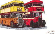 Autobuses de Paisley, línea de Loch Road