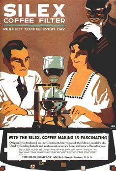#Silex #Coffee #Filter