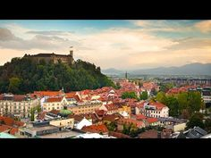 Check out the central market, dragon bridge, and Ljubljana castle. Vacation Trips, Vacation Travel, Travel Destinations, World Travel Guide, Travel Guides, Innovative City, Expedia Travel, Cheap Travel Deals, Famous Architects