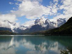 Mountains - Lake - Chili