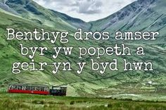 """""""Everything you have in this world is just borrowed for a short time. 24 beautiful Welsh proverbs and sayings that show the language at its finest - Wales Online Welsh Phrases, Welsh Sayings, Welsh Words, Porte Cochere, Wales Language, Welsh Translation, Learn Welsh, Welsh Rugby, Wales Uk"""