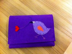 ipad case with bird