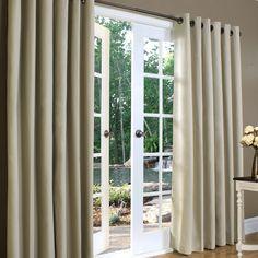 Insulating Curtains For Sliding Glass Doors  Sliding Door Curtain