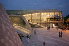 Zamet_Centre Croatia - Arquitectura Deportiva