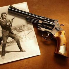 clint eastwood /dirty harry