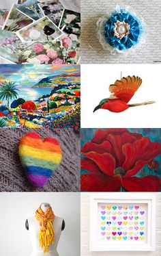 Color me Happy by Lisa Epp on Etsy--Pinned with TreasuryPin.com