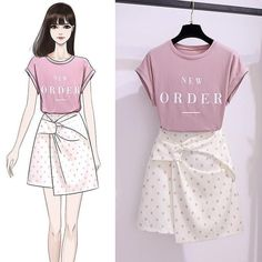 Korean Girl Fashion, Boyish Fashion, Fashion Outfits, Fasion, Pastel Shorts, Middle School Outfits, Boyish Style, Floral Embroidery Dress, Casual Jumpsuit