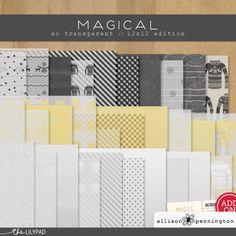 MPM Magic - Magical: So Transparent
