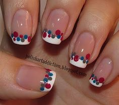 French Dotted