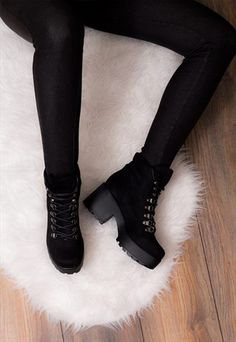 Discover new and vintage women's shoes at ASOS Marketplace. From ankle boots to ballet s hoes and heels, we've got them all. Combat Boots Heels, Black Ankle Boots, Heeled Boots, Cc Shoes, Aesthetic Shoes, Looks Black, Fresh Shoes, Cute Boots, Sneaker Boots
