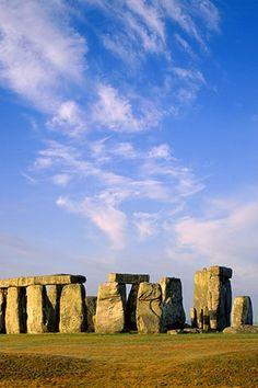 Stonehenge, Salisbury Plain, England I will see stonehenge sometime in my life
