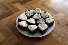 alanakdavis.blogspot.com: Easy Onigiri - Rice Balls!