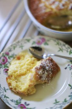 Carmel Hayes' lemon pudding is perfect for the summer. French Toast, Lemon, Pudding, Breakfast, Summer, Recipes, Food, Morning Coffee, Summer Time