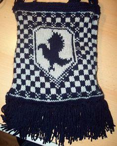 Ravelry: IM4MAN's Ravenclaw Bag