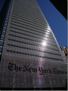 The New York Times <3