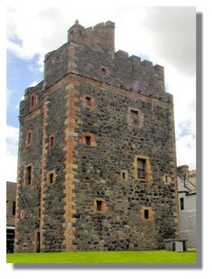 Scottish Castles Photo Library - Castle of St John, Stranraer, Dumfries and Galloway Scotland Castles, Scottish Castles, Beautiful Castles, Beautiful Places, Oh The Places You'll Go, Places To Visit, England And Scotland, Medieval Castle, British Isles