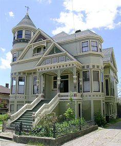 Berkeley Landmarks :: Captain Boudrow House