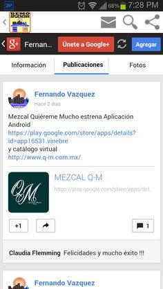 Enlace a Google +