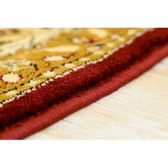You'll love the Red Area Rug at Wayfair - Great Deals on all Rugs  products with Free Shipping on most stuff, even the big stuff.