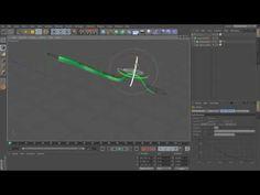 C4D Python Spline Wrap Rig - YouTube
