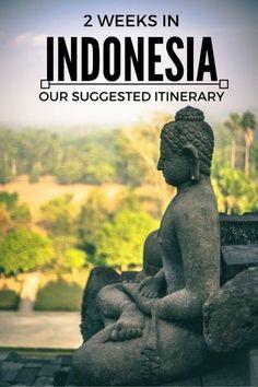 2 weeks in Indonesia