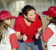 Why Do Women Make Great Youth Sports Coaches? More mothers needed as coaches, board members