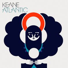 Dizcovers - Best Designed CD and Vinyl Covers. Najlepsze okładki płyt winylowych i CD.: Keane - Under The Iron Sea