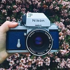 @hannah.elson 's great looking new skinned Nikon F from @completecamera #kameracraft #nikon #nikonF #nikonF2 #35mm #filmisnotdead