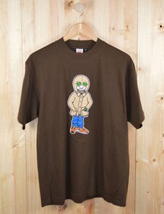 Casual Connoisseur Acid Casuals - Brown