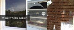 window glass repair Miami