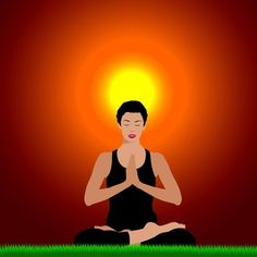 Deep meditation can help you access the Akashic records.