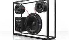 Bildresultat för transparent speaker Hållbar Design 3291272531948