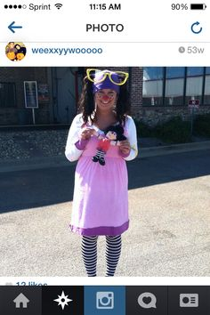 The Big Comfy Couch Halloween Costume. Cool costume