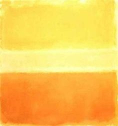 Some thoughts about yellow  by Angus Trumble; the picture (buy a print for £21.99)   Yellow and Gold, 1956  by Mark Rothko  can be found here: http://www.worldgallery.co.uk/art-print/Yellow-and-Gold,-1956-165056.html