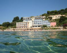 Summit Hotel in Gaeta, Italy. Oh to be back there!