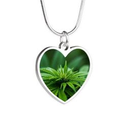 Marijuana Necklaces