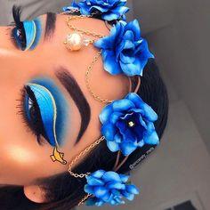 21 Stunning Makeup Looks for Green Eyes - Makeup Products Fenty Disney Eye Makeup, Eye Makeup Art, Makeup Tips, Makeup Ideas, Disney Inspired Makeup, Makeup Tutorials, Horror Makeup, Fairy Makeup, Mermaid Makeup